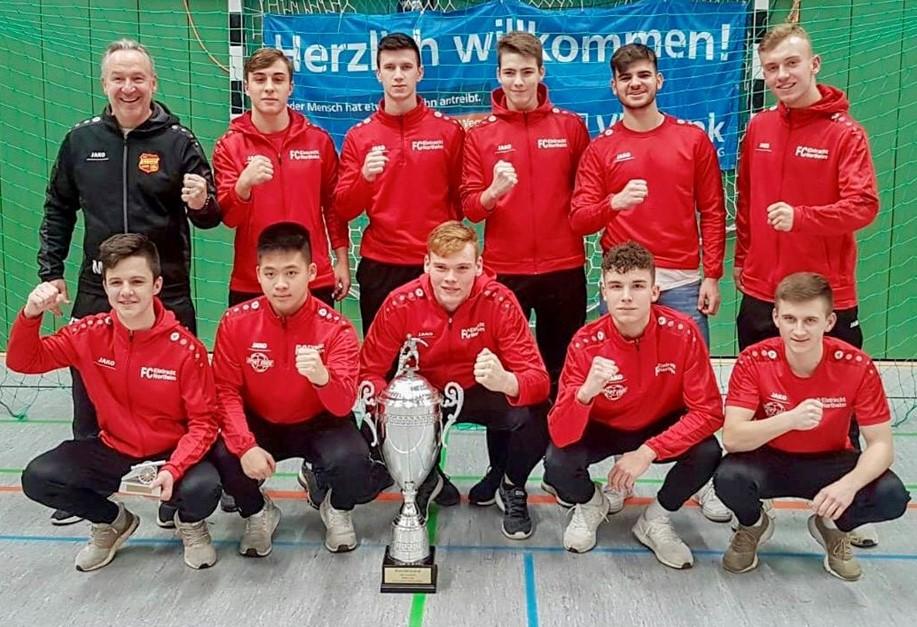 U19 holt Titel beim Dransfelder SC