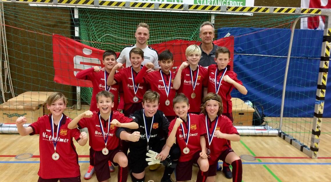 Eintracht U12 gewinnt Kurt-Siebert-Cup