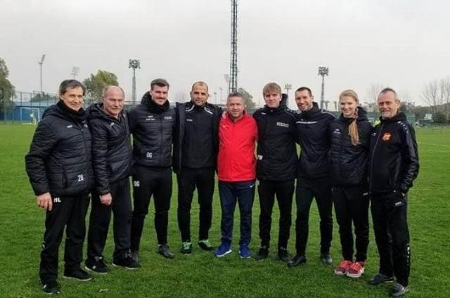 FC Eintracht Northeim in Belek