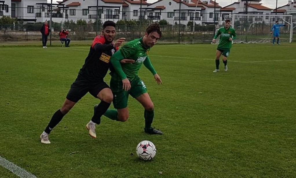 Starker Testspielauftakt gegen FC RW Erfurt