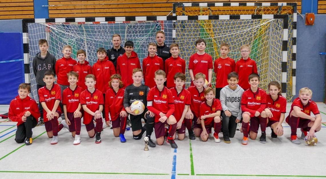 Hallen-Cup der Northeimer D-Junioren