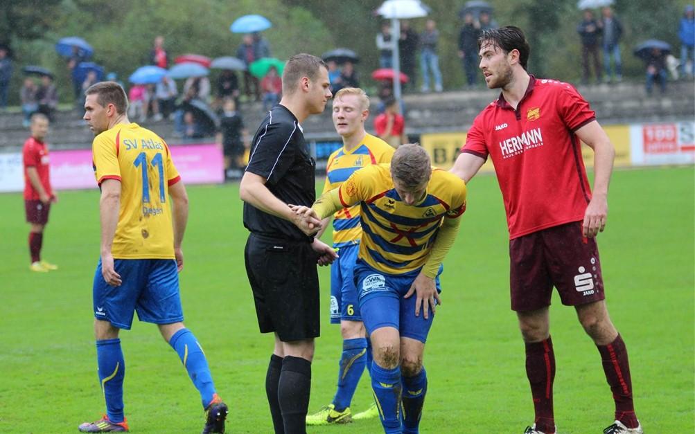 Heimspiel gegen Atlas Delmenhorst