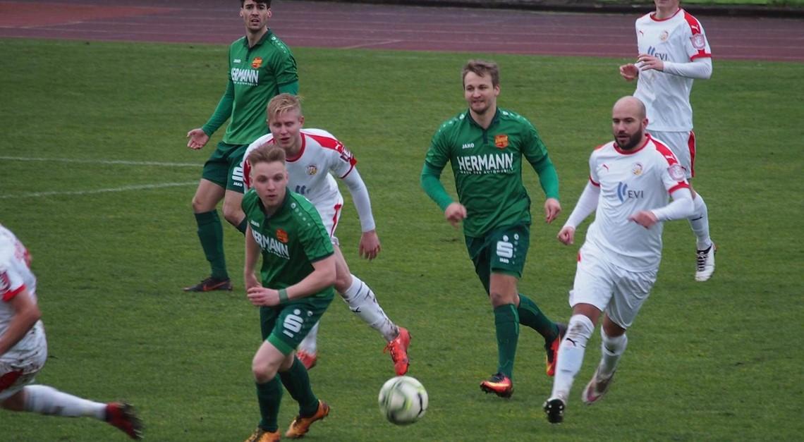 Ein Punkt, keine Tore gegen VfV Hildesheim