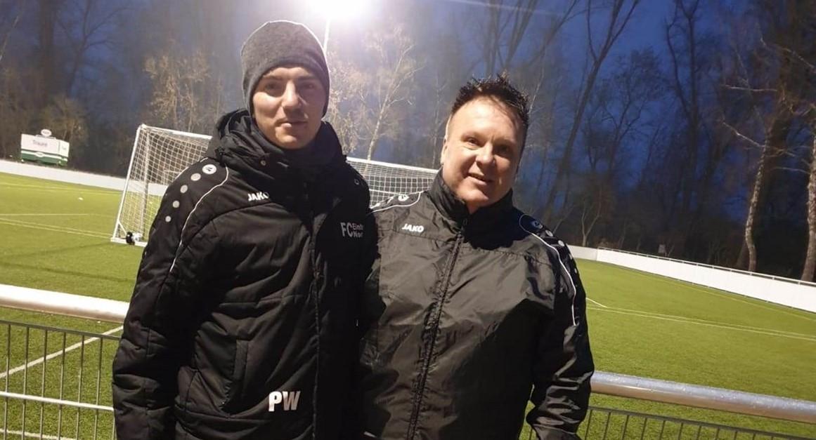Oliver Pajonk neuer Torwarttrainer!