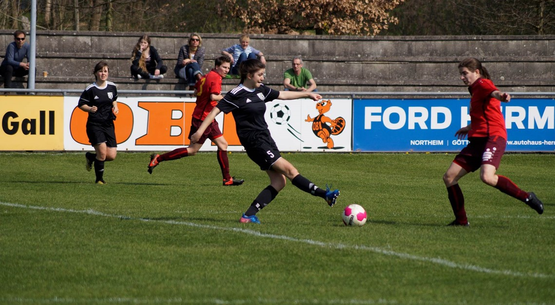 1:2 Niederlage gegen MF Göttingen