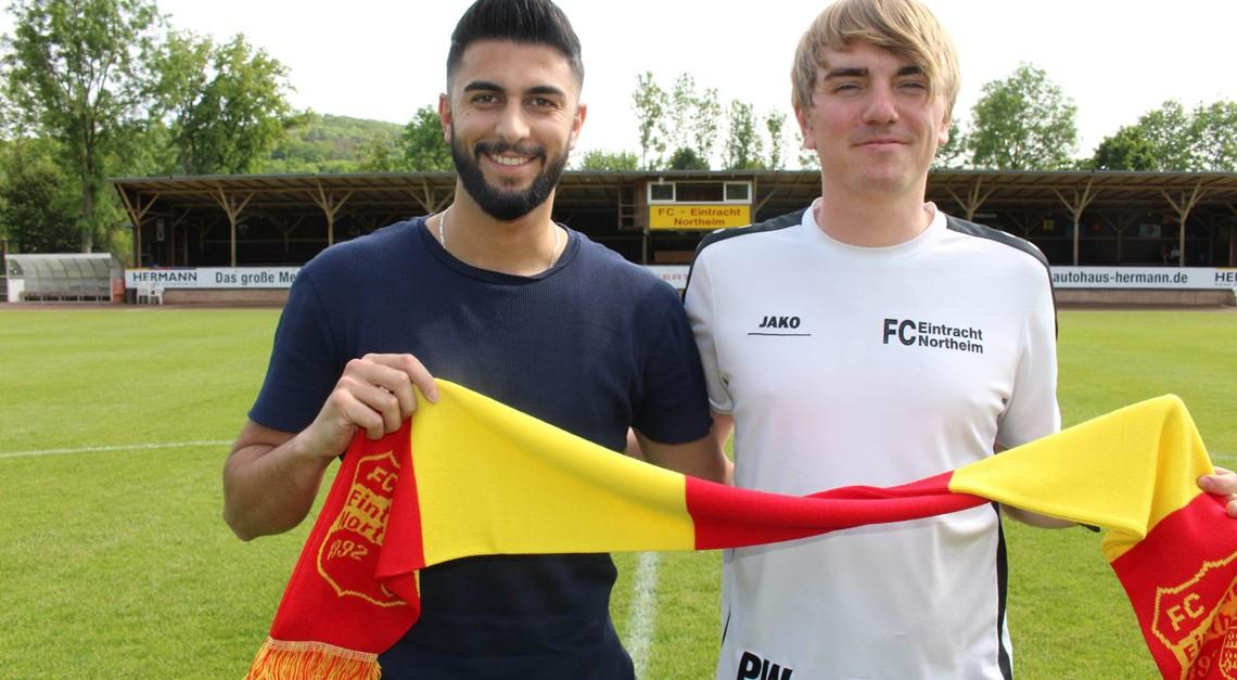 Cetin Erbek verstärkt FC Eintracht