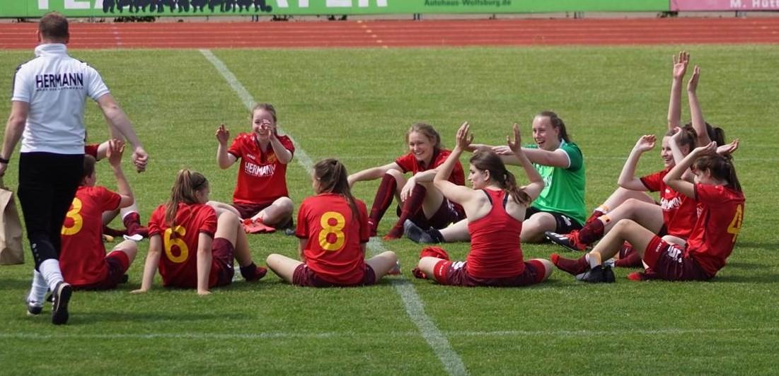 Auswärtssieg sichert den Aufstieg in die Oberliga