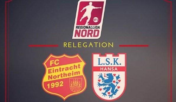 STREAM: Relegation gegen Lüneburger SK Hansa