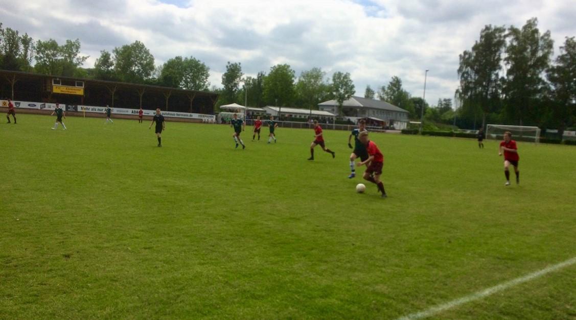 Klarer Heimsieg der U16 nach Leistungssteigerung