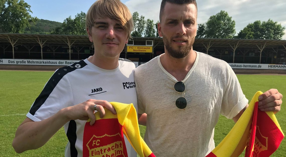 Maurice Fiolka schließt sich FC Eintracht an