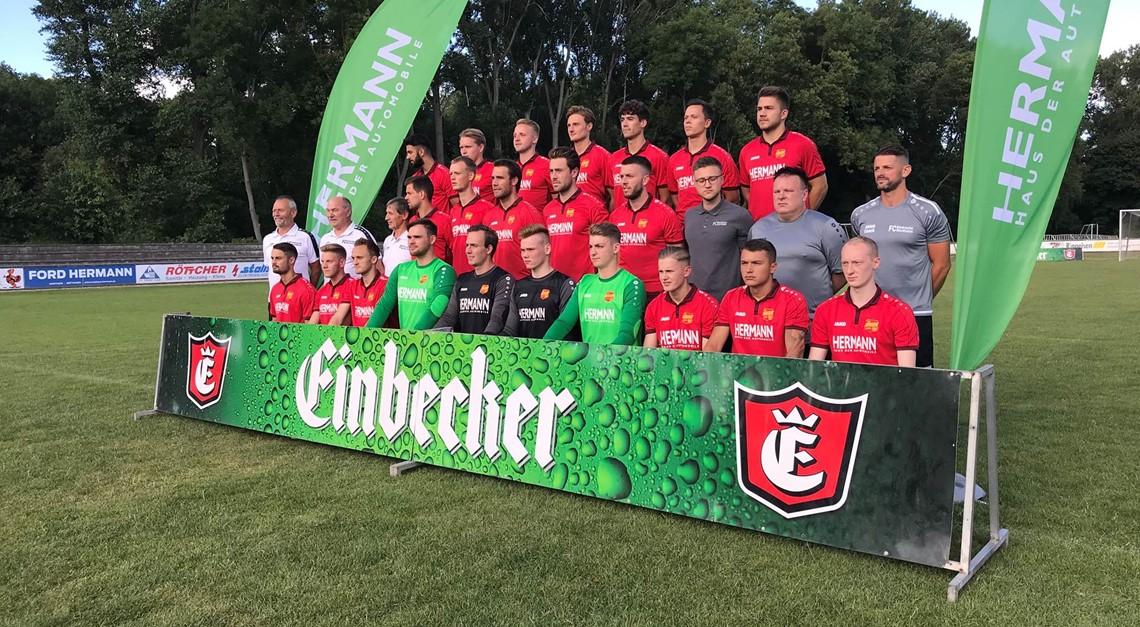Test gegen Eintracht Norderstedt fällt aus!