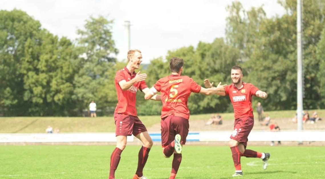Eintracht im NFV-Pokal eine Runde weiter!