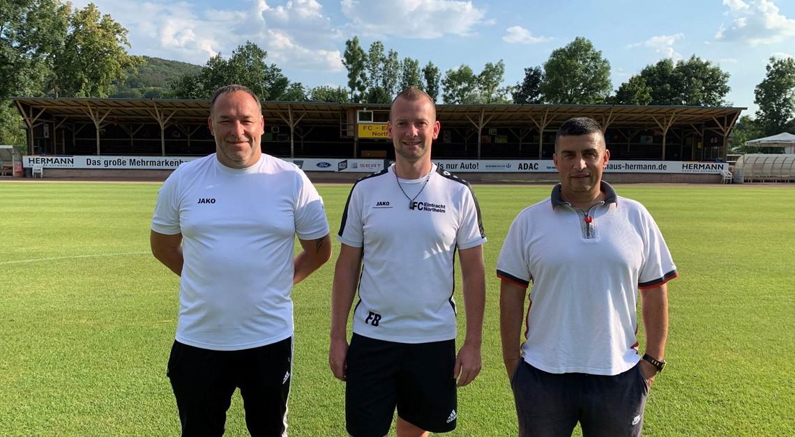 Neue Co-Trainer für die EintrachtFrauen