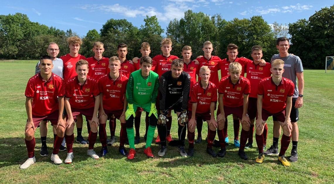 Eintracht U17 beendet Vorbereitung erfolgreich