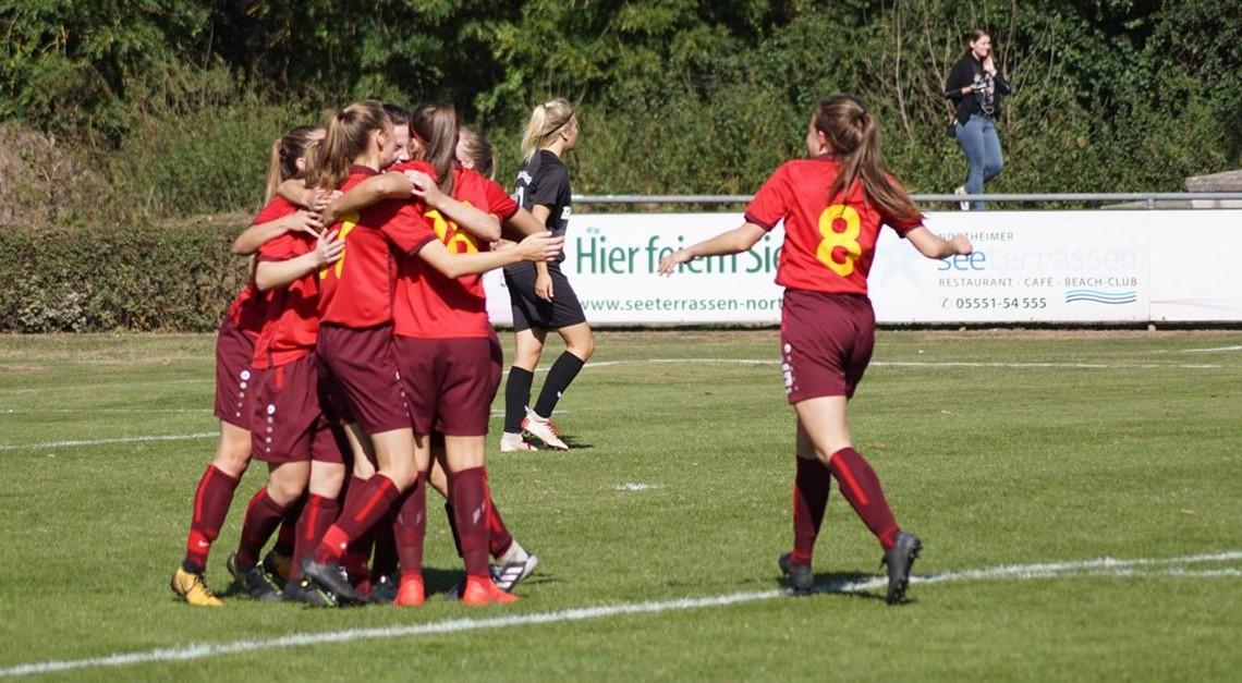 EintrachtFrauen holen Heimsieg