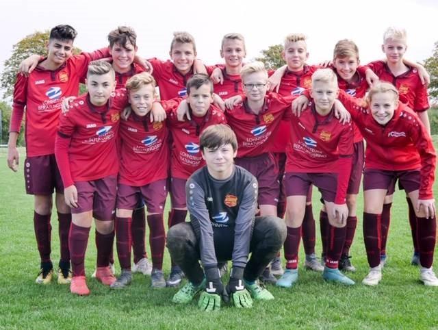 Lang ersehnter Sieg der U14