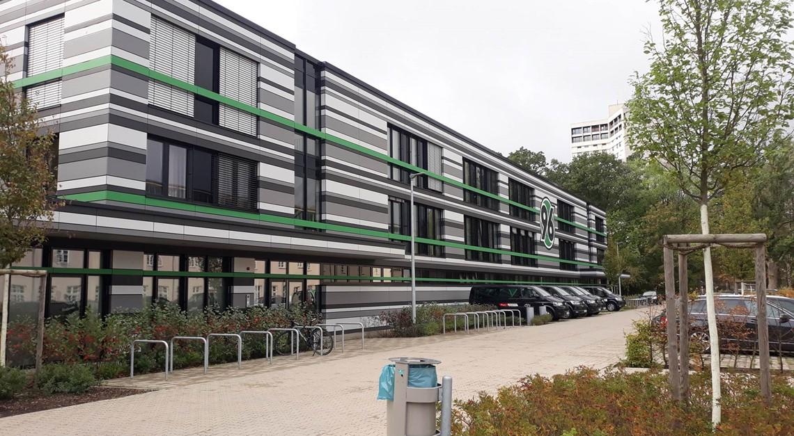 U13 kommt in Hannover unter die Räder