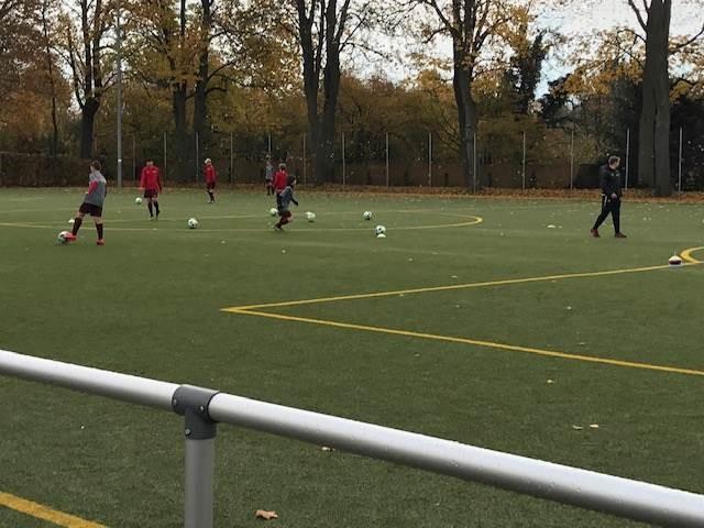 Eintracht Jungs verlieren gegen SC Hainberg