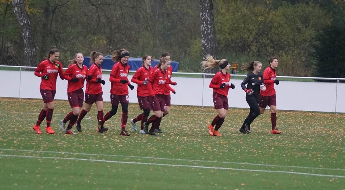 Viertelfinale im AOK Niedersachsenpokal der Frauen