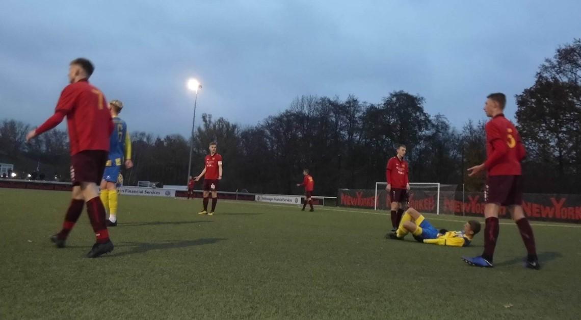 U17 verliert Eintracht-Duell unglücklich