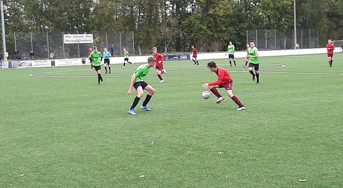 U16 - Spiele