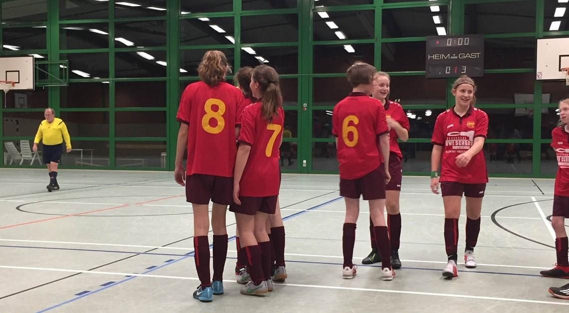 Eintrachts C-Mädels für HKM-Endrunde qualifiziert