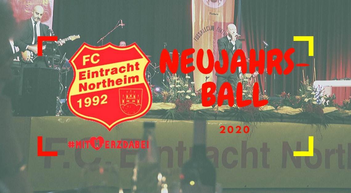 FC Eintracht Neujahrsball - Vorverkauf läuft
