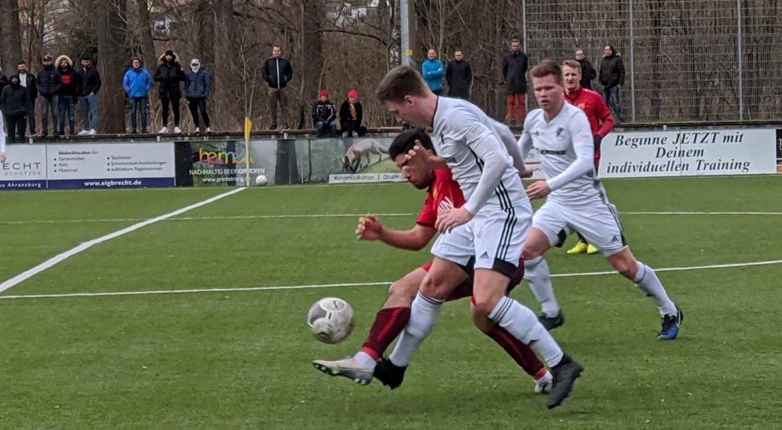 Bittere Niederlage gegen SC Spelle-Venhaus