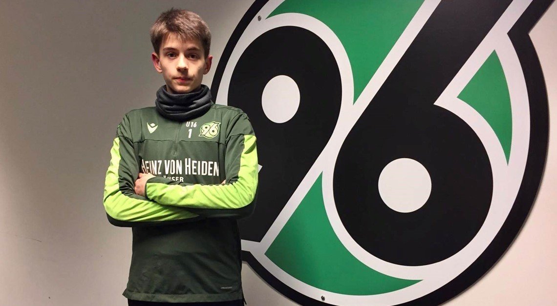 Northeimer Torwart-Talent wechselt zu Hannover 96