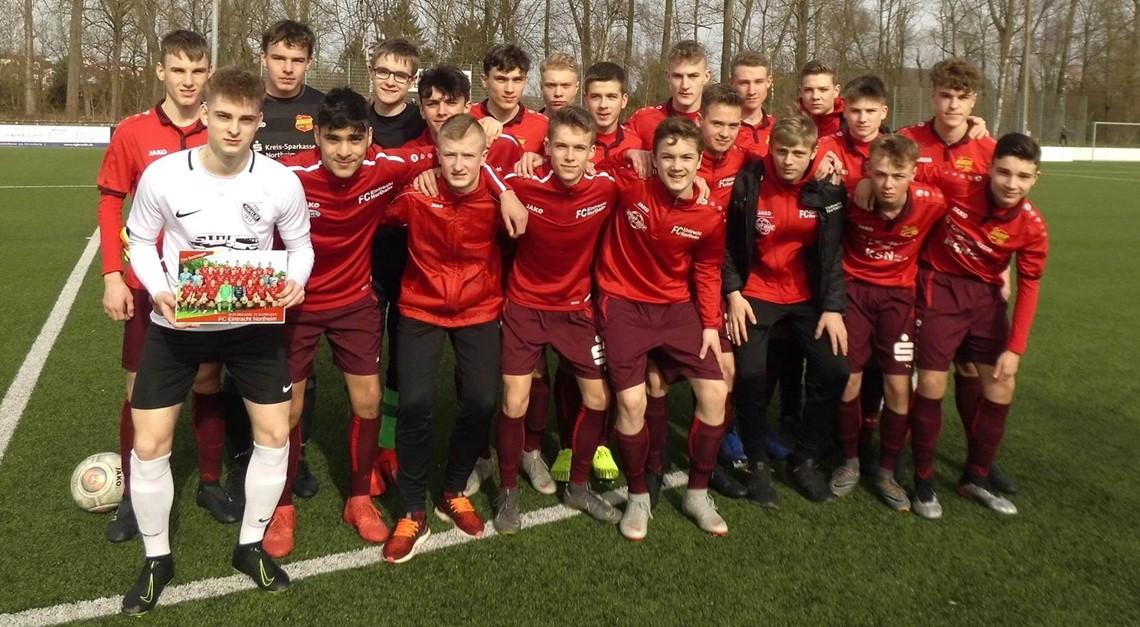 Hohe Niederlage der U17 gegen den Tabellenführer