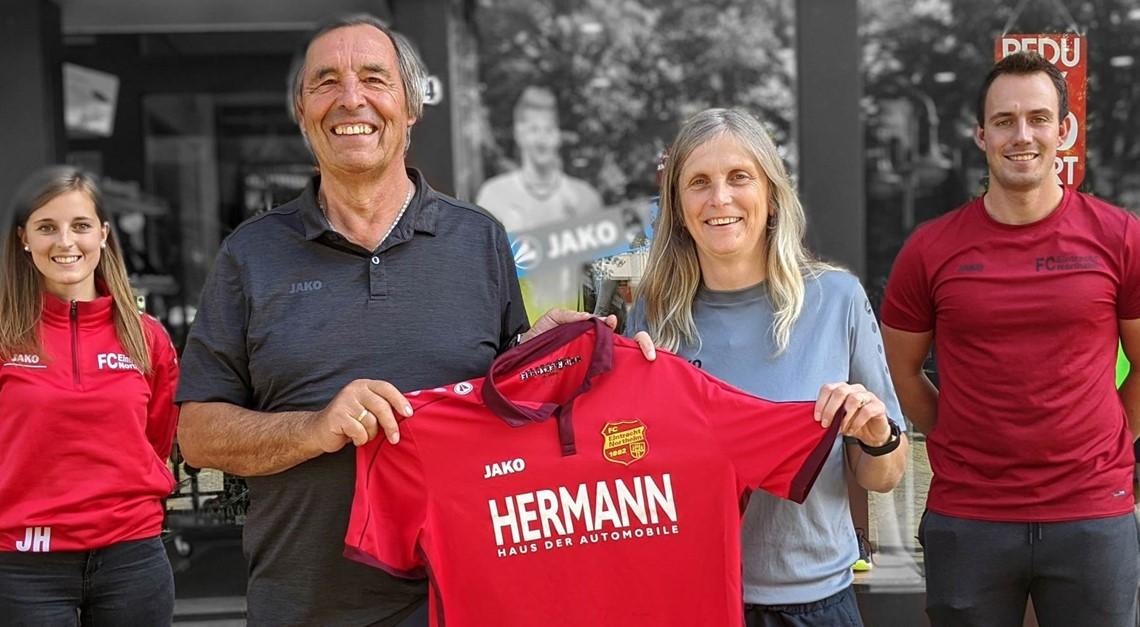 Sport Kuck bleibt Eintracht Partner