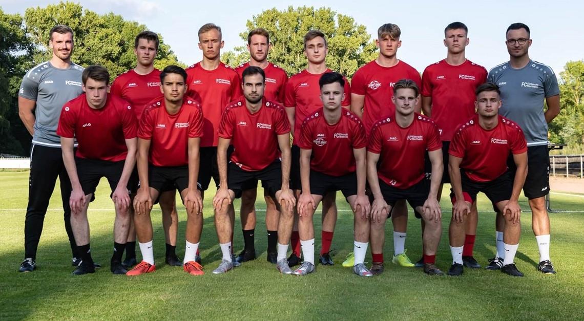 FC Eintracht Oberligavorbereitung
