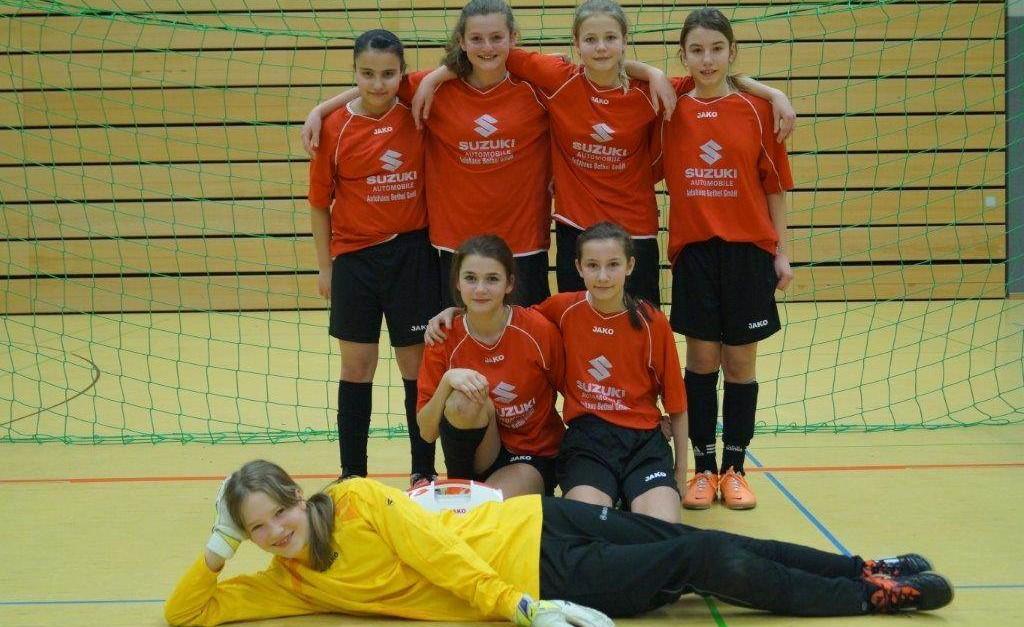 D-Juniorinnen Turnier bei SVG Göttingen