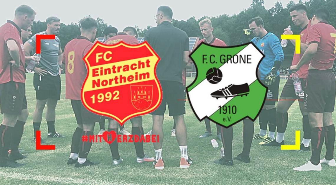 Heimsieg im Test gegen FC Grone