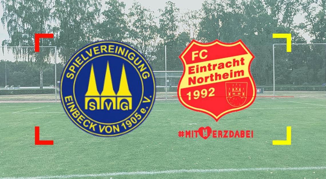 Zum Kreisderby nach Einbeck!
