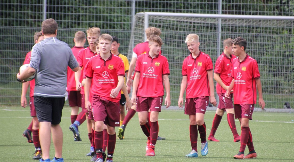 U16 gewinnt 1:0 gegen OSC Vellmar