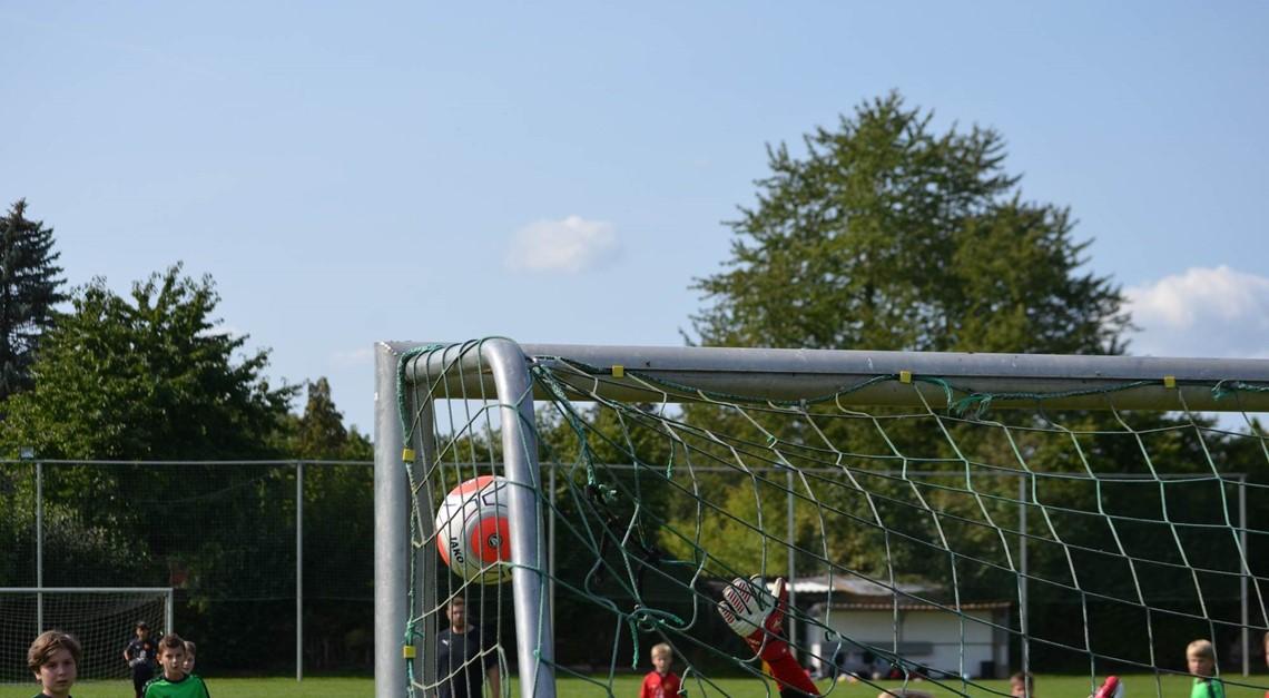 U11: Erfolgreicher Saisonstart gegen JSG Wieter II