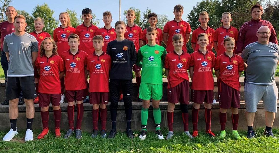 U14 verliert Punktspiel-Auftakt
