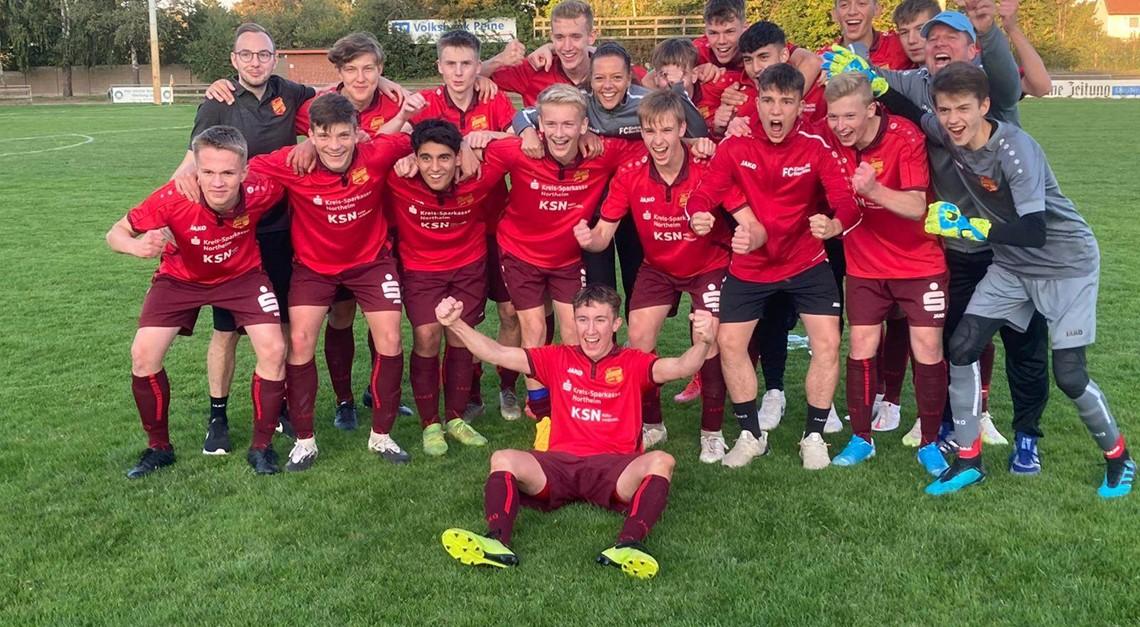 VfB Peine vs U17