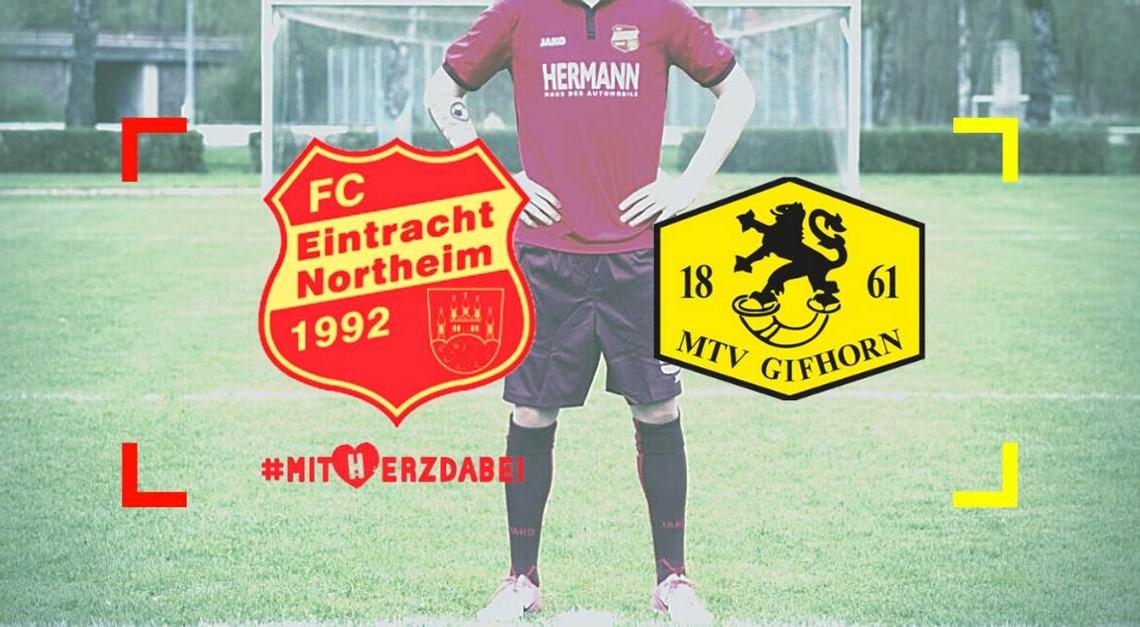 MTV Gifhorn zu Gast bei der Eintracht!