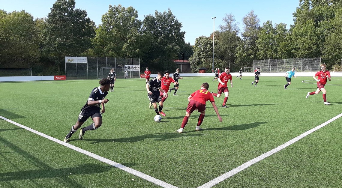 FC Eintracht vs. SC Hemmingen-Westerfeld