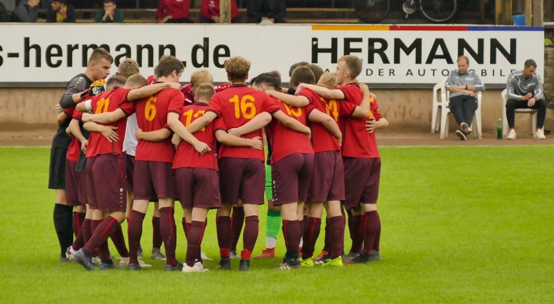 U19 verliert Derby