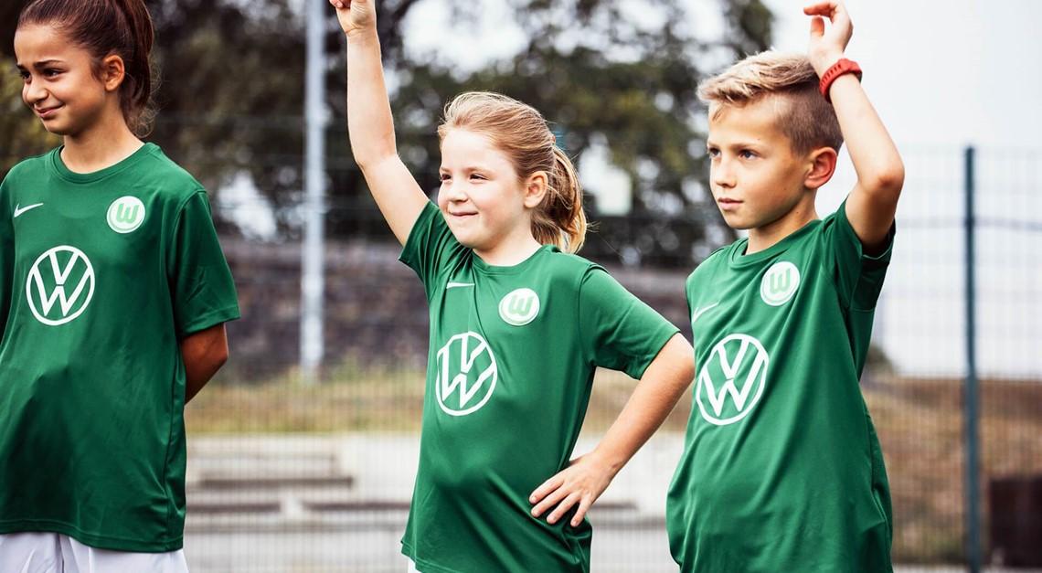 VfL Wolfsburg Osterferiencamp in Northeim!