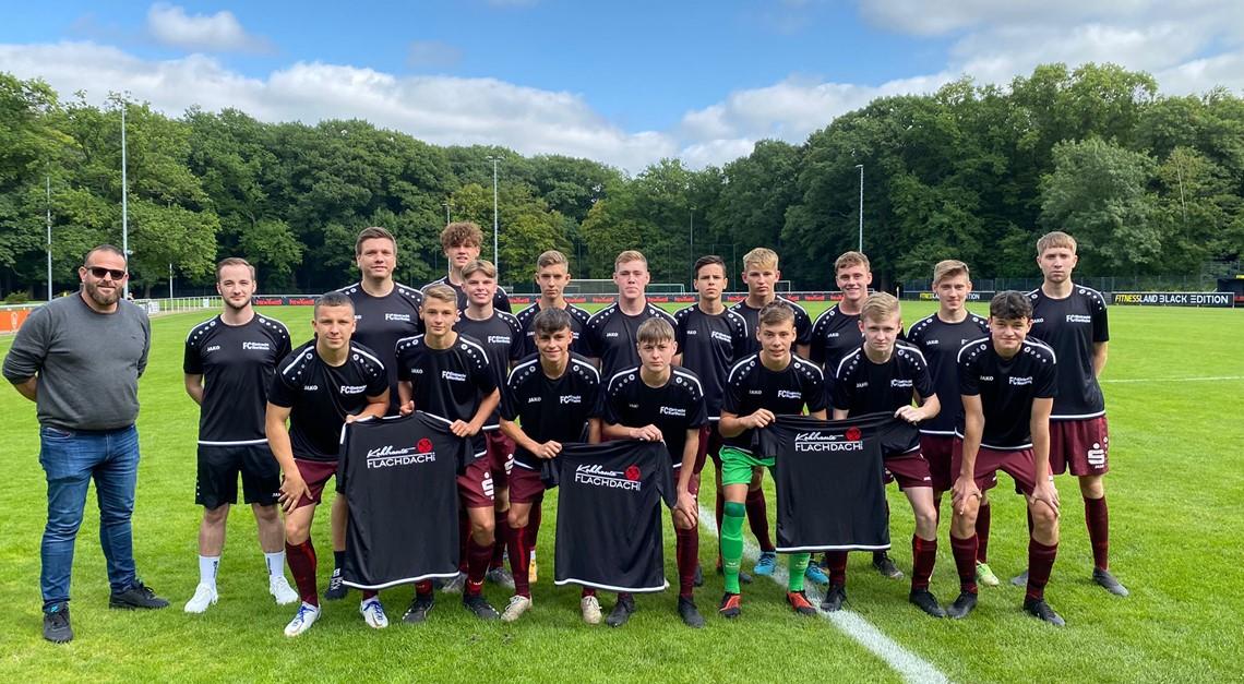U17 empfängt am Samstag Eintracht Braunschweig