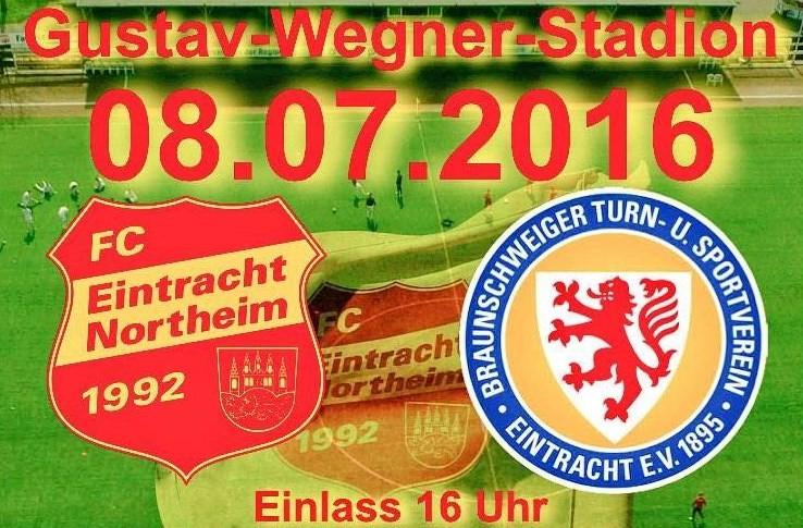 Eintracht Northeim empfängt Eintracht Braunschweig