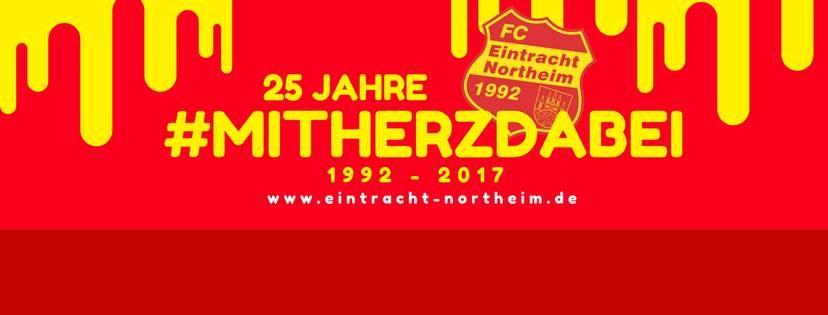25 Jahre FC Eintracht Northeim