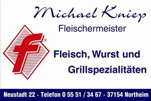 Sponsor - Kniep Fleischerei