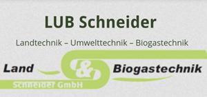 Sponsor - Land & Biogastechnik Schneider GmbH