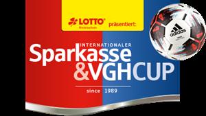 Sponsor - Sparkasse und VGH CUP