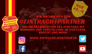 Sponsor - #EINTRACHTPARTNER